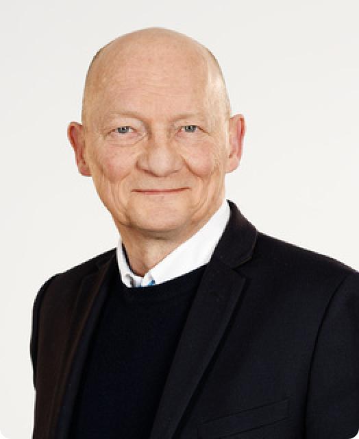 Eric François, VP Industrial Operations of Biocodex, Executive Committee member.