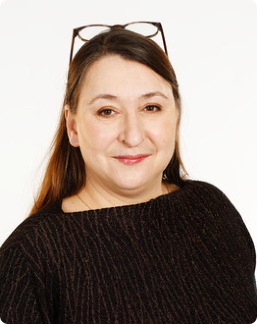 Virgibie Husson VP Finance for Biocodex